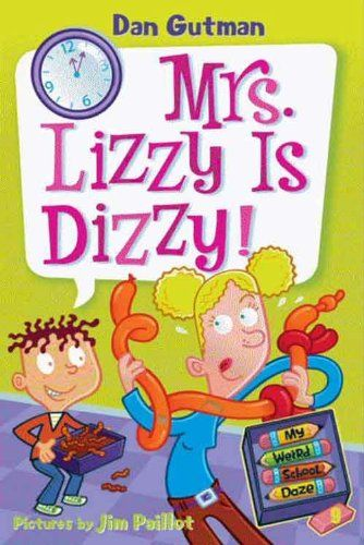 My Weird School Daze #9: Mrs. Lizzy Is Dizzy!:   The weirdness never stops!/pHelp! With the Recess Enrichment Program, A.J. and the gang have to take classes even during recess! The new teacher, Mrs. Lizzy, teaches how to make balloon animals, how to compost worms, and lots of other weird useless skills that nobody would ever want to know in a million hundred years!/p