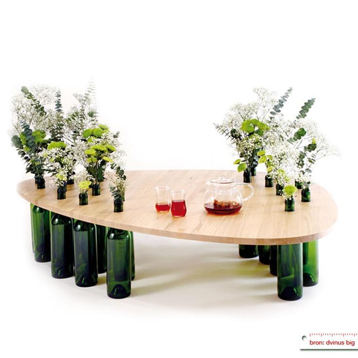 Praxis DIY   Feestje gehad? Gooi je wijnflessen niet weg, maar recycle ze!