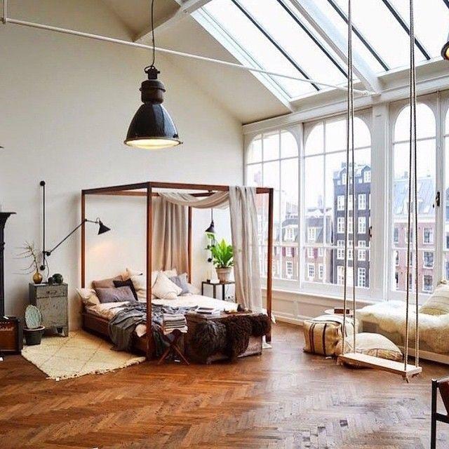 46 besten Interiors and Architecture Bilder auf Pinterest Wohnen - geraumige und helle loft wohnung im herzen der grosstadt