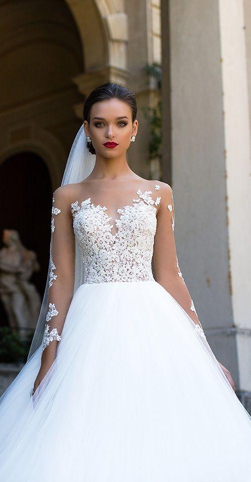 Milla Nova Bridal 2017 Wedding Dresses jersaey2 / http://www.deerpearlflowers.com/milla-nova-2017-wedding-dresses/14/