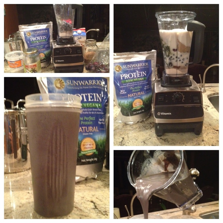 Tosca Reno: Recovery Shake Recipe