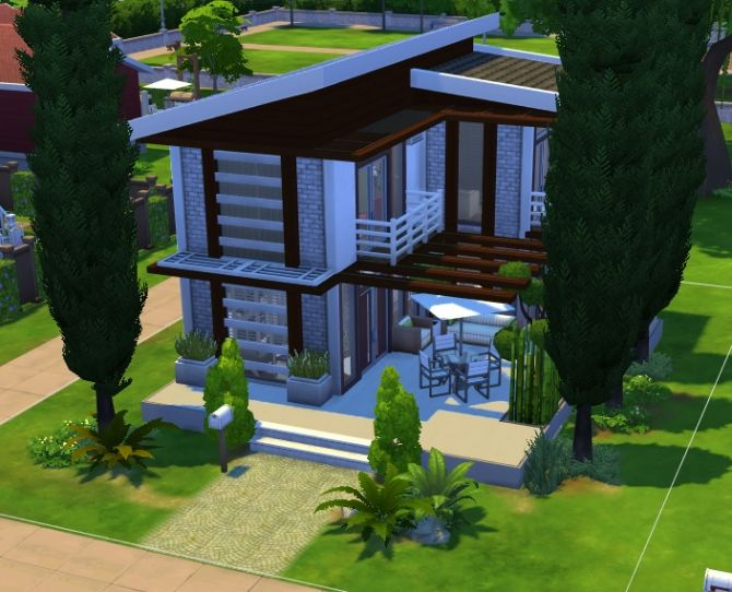 46 best images about Sims 4 Houses on Pinterest