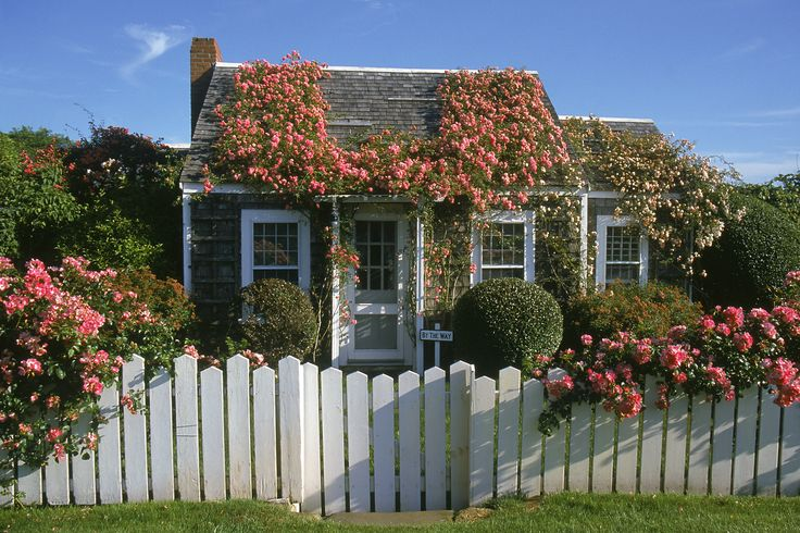 Rose Cottage, Nantucket, MA