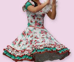 Resultado de imagen para lorena catalan vestidos de cueca