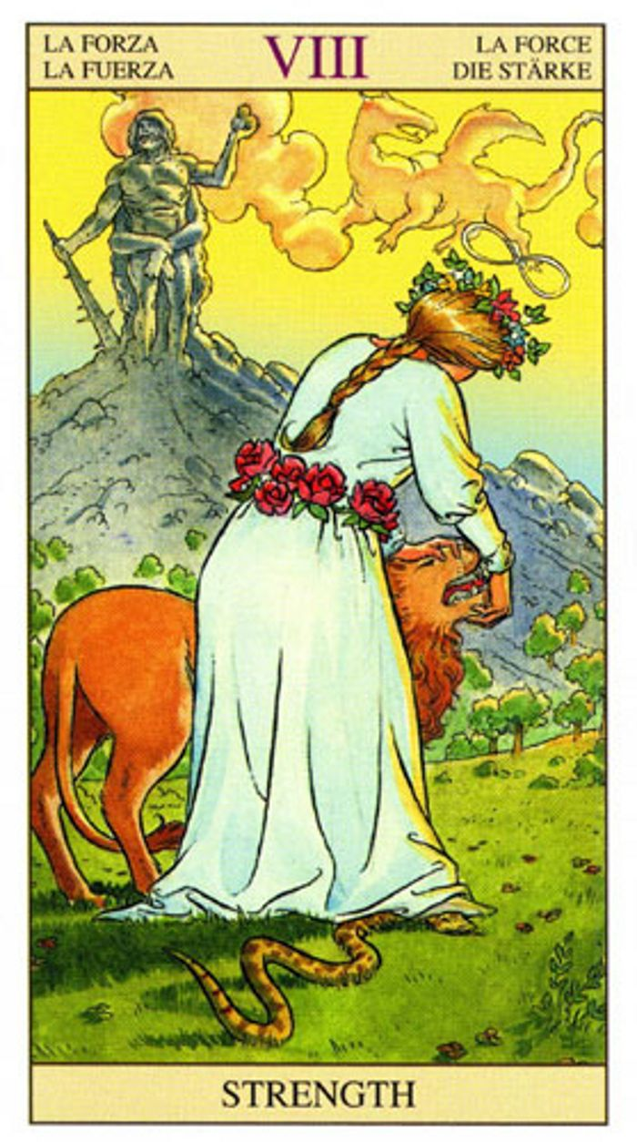 2213 Best Images About Tarot Card Samples On Pinterest