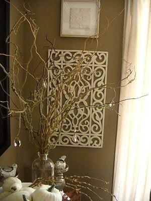 idee om zelf te maken , een rubber mat wit spuiten! spray paint on a rubber doormat - how cool is that!!