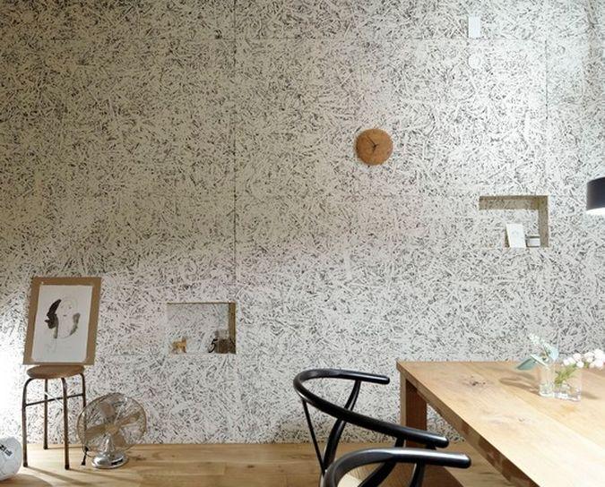 Interieur inspiratie OSB - Wonen Voor Mannen - WVM - osb, osb platen, diy, doe het zelf, interieur, design, OSB muur, oriented strand boards, interior design, design meubels