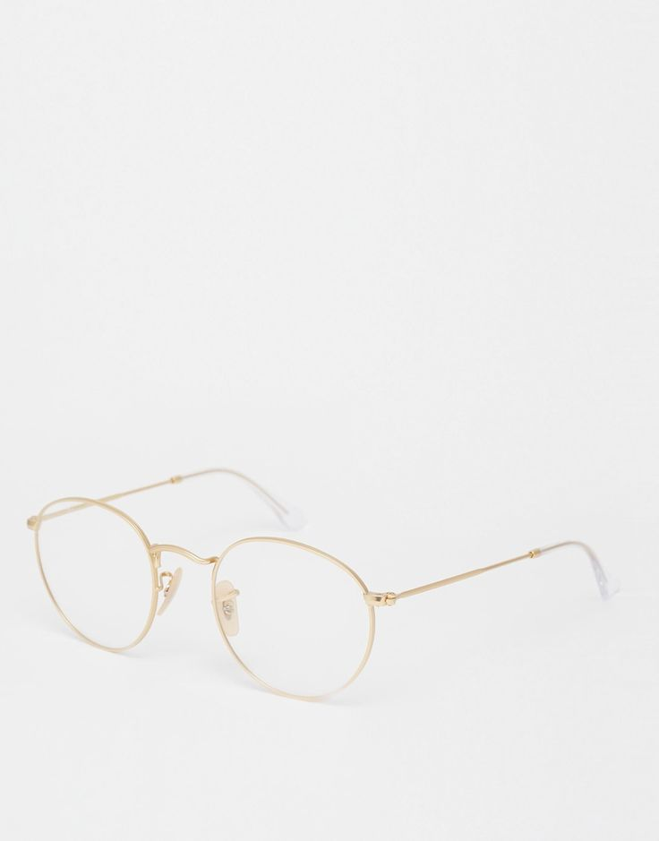 Ray-Ban Round Metal Glasses