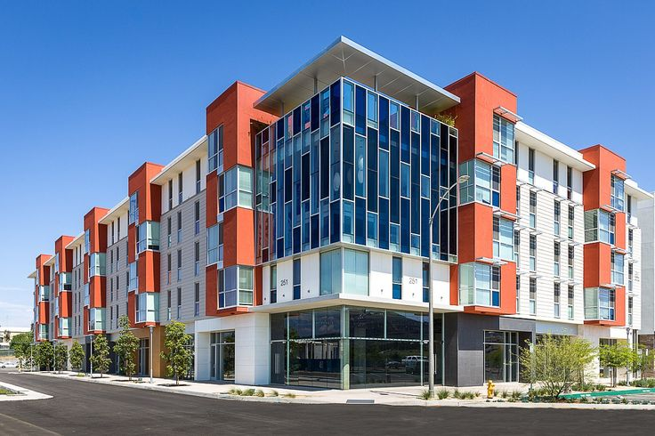 Cal State University Quad 111 Dorms — San Marcos, CA #01