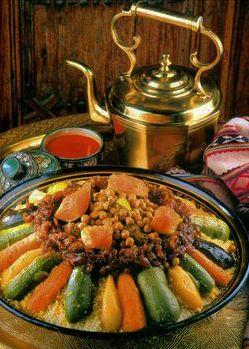 Moroccan Cuisine,