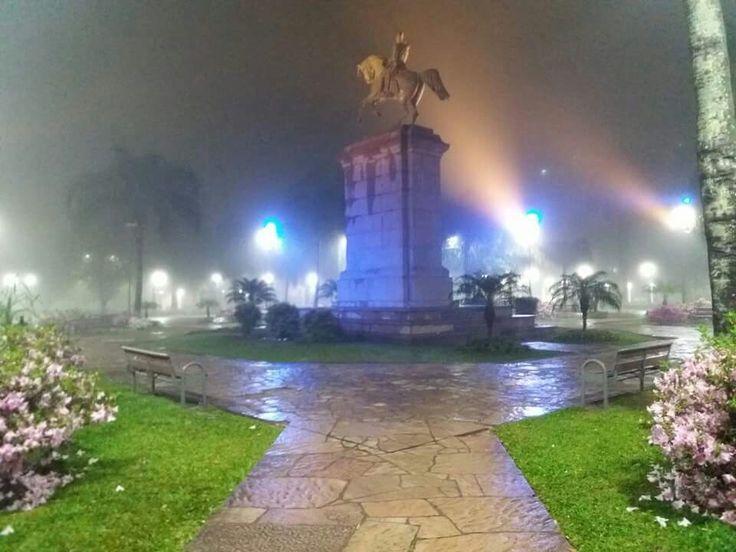Plaza 25 de Mayo. Resistencia.