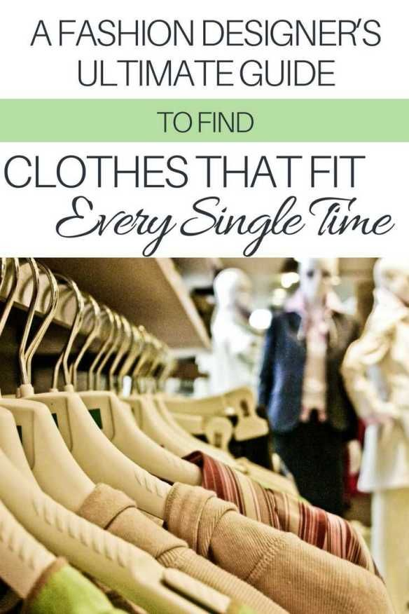 12 Of The Most Common Clothing Fit Issues And How To Solve Them No Matter Your Shape Or Size You Will Always Look Fashion Design Pear Body Shape Fashion Terms