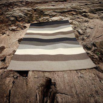 Outdoor-Teppich Molly schlamm 70x200cm