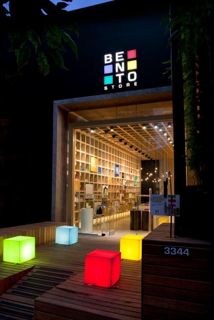 Bento store: Lojas e espaços comerciais por leticia nobell architects, moderna   – homify