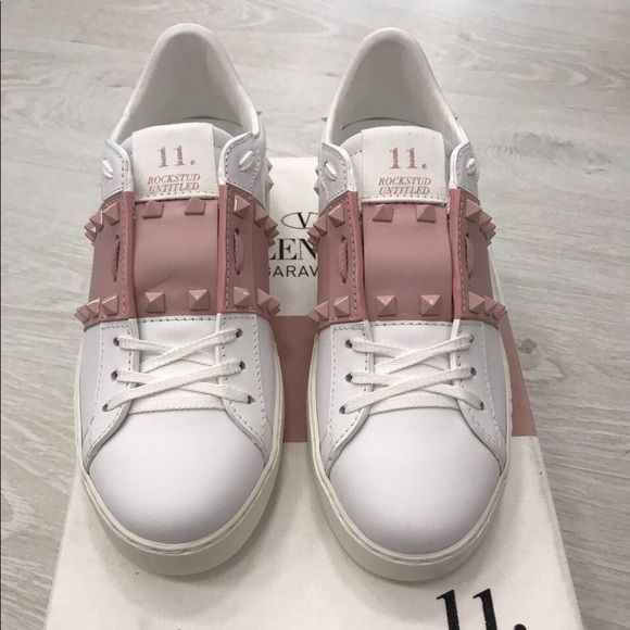 Valentino Garavani Open sneaker pink