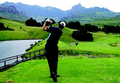 Golf with a view! http://www.n3gateway.com/things-to-do/golfing.htm.