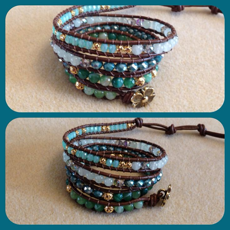 Bracelets by Monika Naumann
