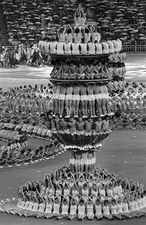 The 1980 Moscow Olympics
