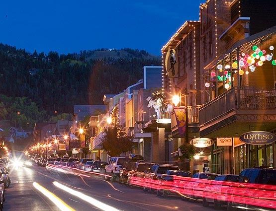Main Street, Deer Valley, Utah