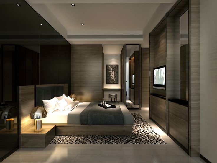 apartment bedroom ideas  | L2ds – Lumsden Leung design studio – Service Apartment Interior ...