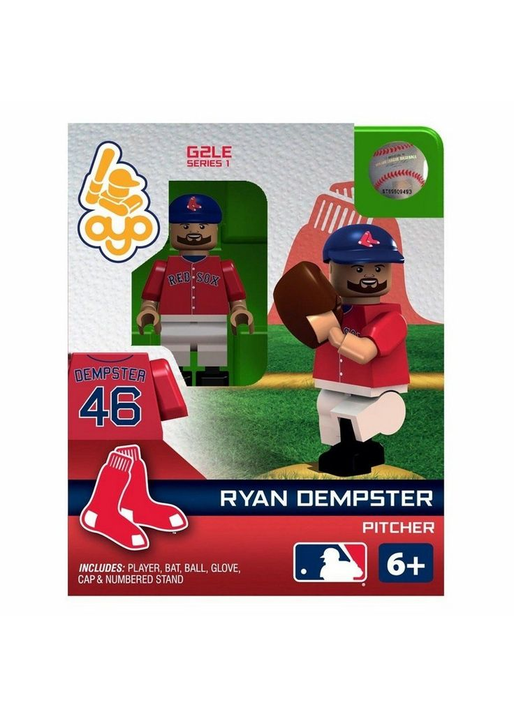 OYO Figure Boston Red Sox Ryan Dempster