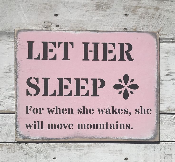 A personal favourite from my Etsy shop https://www.etsy.com/au/listing/520037717/let-her-sleep-for-when-she-wakes-will