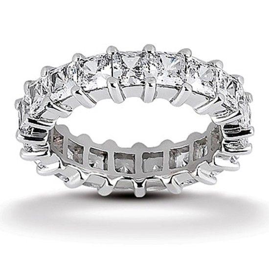 Evighetsring med 1.40ct Diamanter