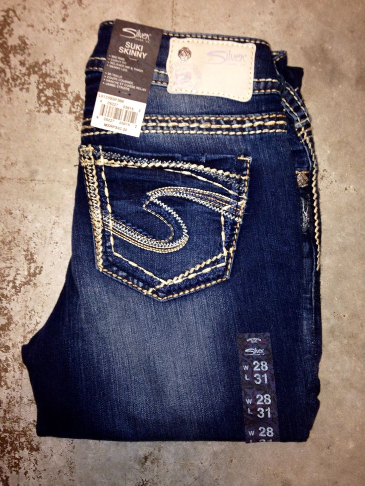 1000  ideas about Silver Jeans on Pinterest | Buckle jeans, miss ...