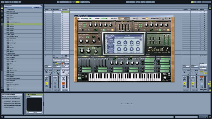 How to make psytrance squelch with Sylenth1