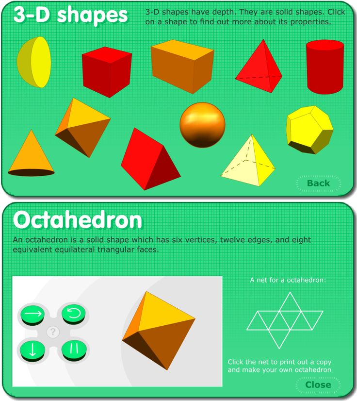 40 best Math Geometry Station and Resources Ideas images on - copy coloring pages of 3d shapes