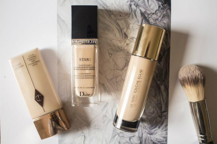 the best dewy foundation for dry skin