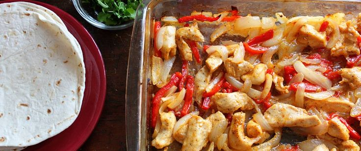 Make fajitas easier than ever with this oven shortcut that will save you time, but won't skimp on flavor.