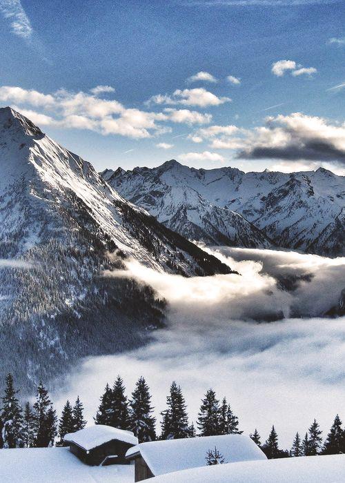 wnderlst:  Mayrhofen, Austria