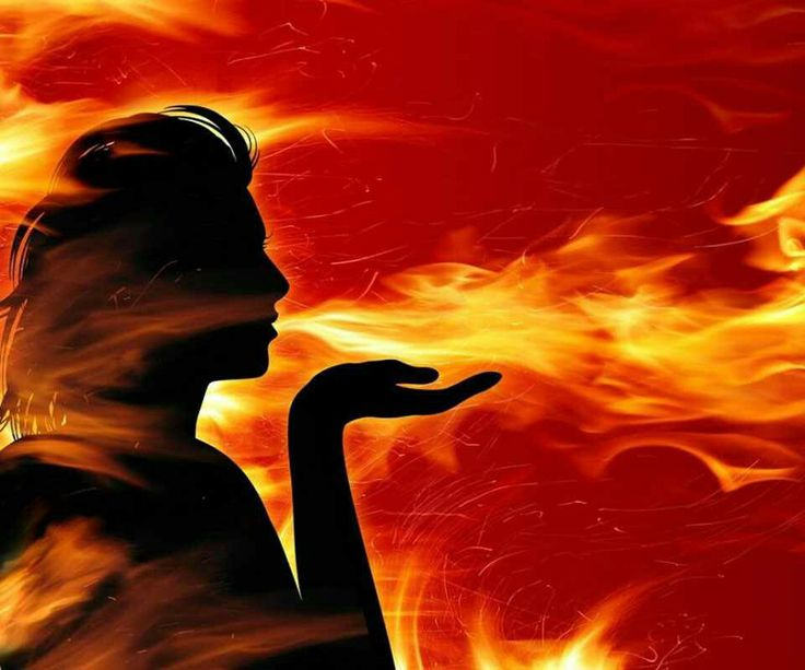 Hot kissed | Catching on Fire | Pinterest