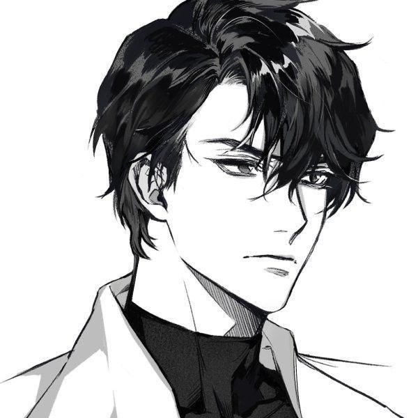 Manga Art Male In 2020 Handsome Anime Cute Anime Guys Manga Art