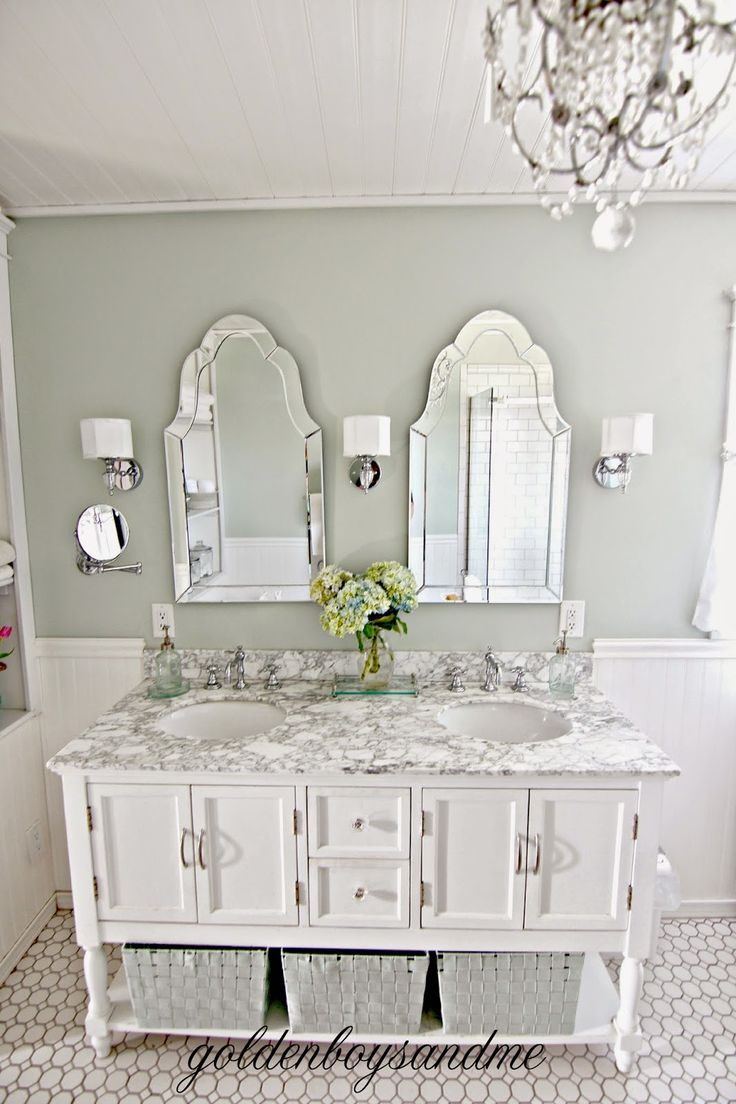 Revisiting The Master Bathroom Our 2 Year Blogiversary