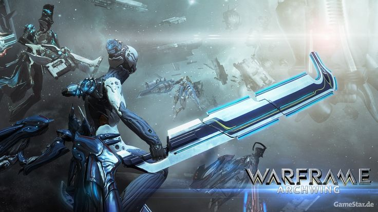 Warframe Update 15: Archwing.   Yes, now you could play Zone of the Enders in Warframe.