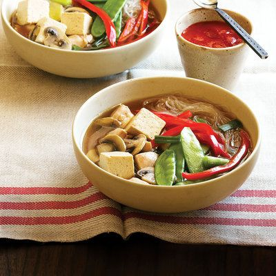 Japanese-Style One-Pot Supper - Easy Healthy Recipes - Sunset