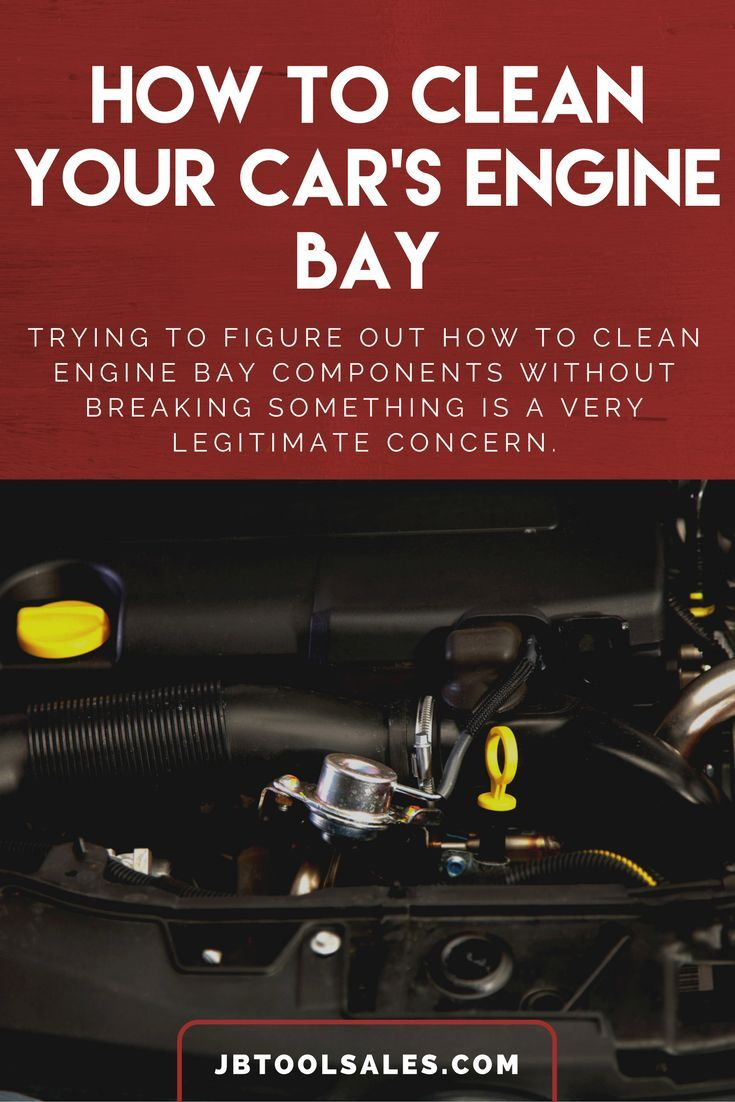 Engine detailing is a bit of a delicate process. Trying to figure out how to clean engine bay components without breaking something is also a very legitimate concern. However, it's not only a possibility -- it could be an imperative! Thankfully, we can provided some helpful tips for how to clean engine bays safely and easily.