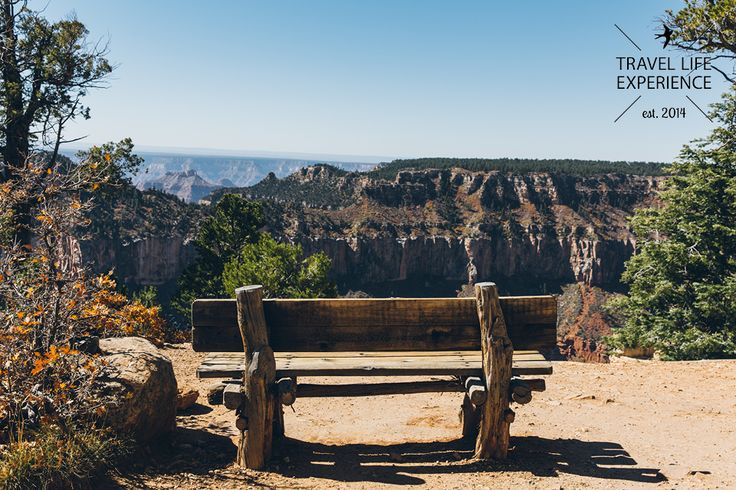 Grand Canyon North Rim © Sylvia Bentele