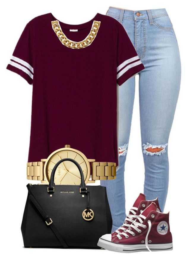 """""""02:14:15"""" by slimmthick ❤ liked on Polyvore featuring interior, interiors, interior design, home, home decor, interior decorating, Victoria's Secret PINK, Oasis, Kate Spade and MICHAEL Michael Kors"""