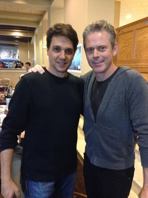 Ralph Macchio & C. Thomas Howell