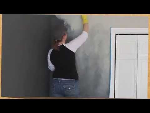 How to Paint an Ombré Wall Technique - Pretty Handy Girl
