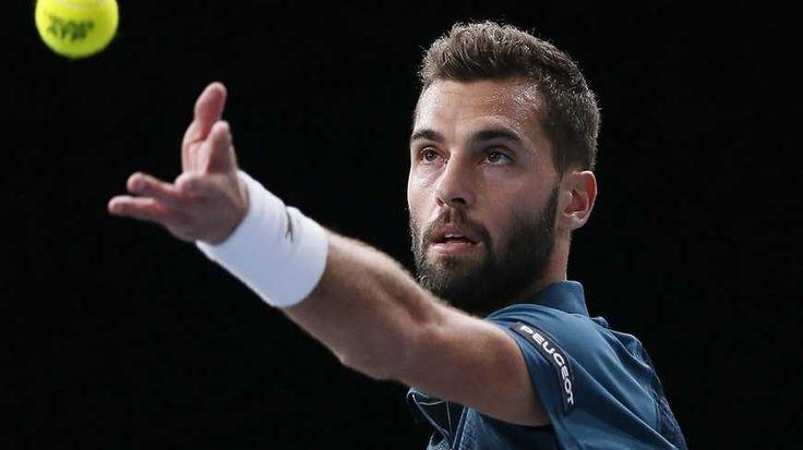 Tommy Haas vs Benoit Paire Tennis Results Live - Men's Australian Open