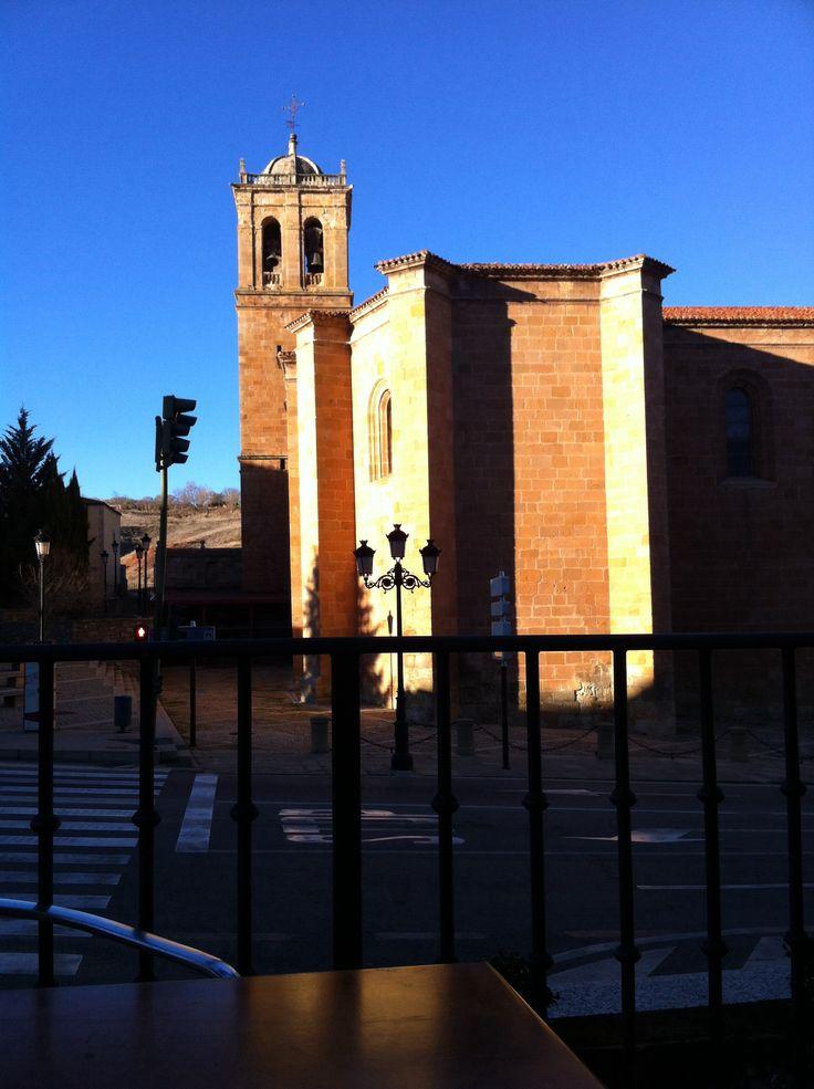 Con catedral de San Pedro de Soria