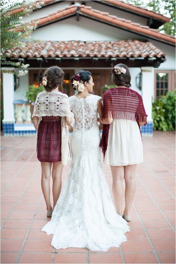 Allure Bridals gown | Spanish Wedding Inspiration by Diana McGregor Photography // see more on lemagnifiqueblog.com