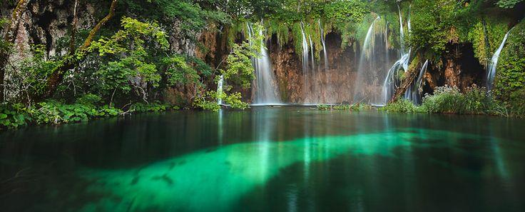 "National Park ""Plitvička jezera"" Croatia"
