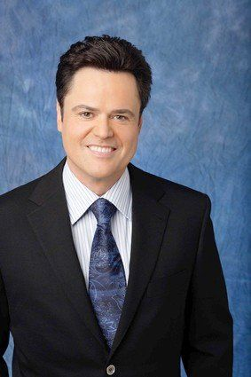 The legendary Donny Osmond was on the show this morning promoting his sixtieth album. He's been in show business for fifty years and is a legend, but perhaps more impressively he's been friends wit...