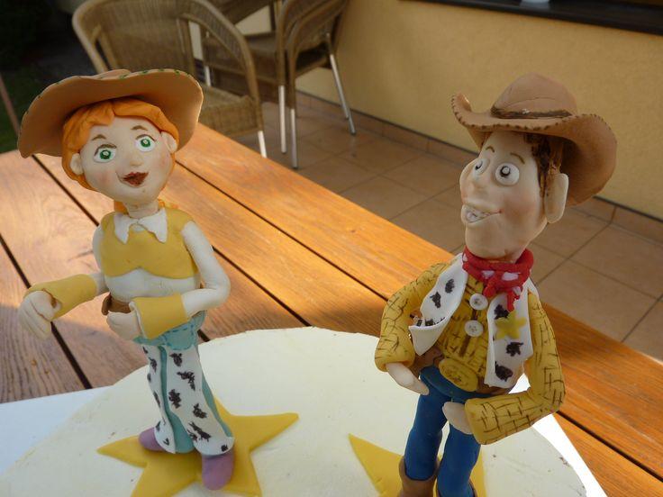 cake Toy Story - příběh hraček