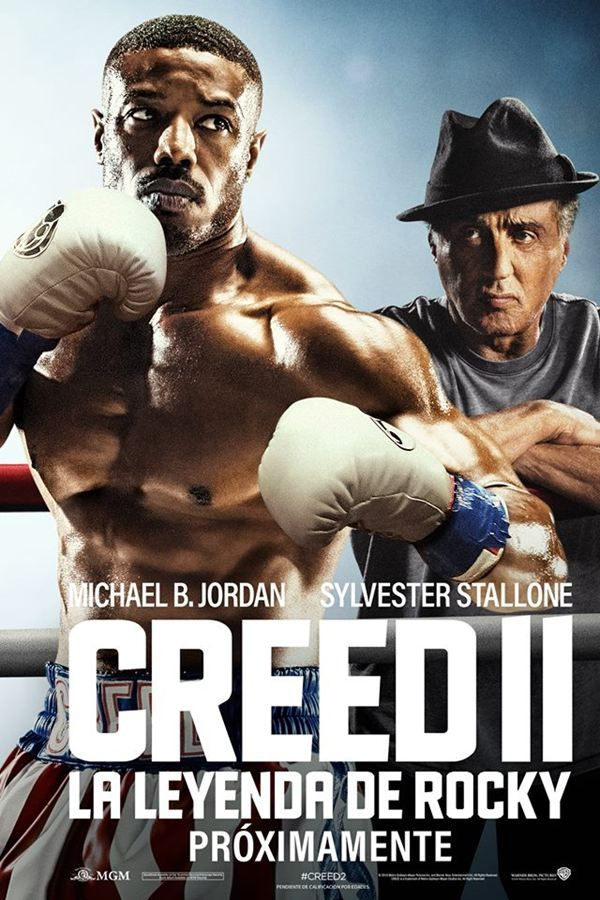 Utorrent Creed Ii La Leyenda De Rocky 2018 Pelicula Completa Online En Espanol Latino Subtitul Sylvester Stallone Creed Movie Full Movies